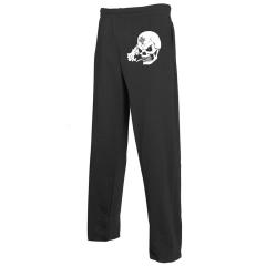 """Smoky Skull / Totenkopf"" Jogging Hose / Sweatpants"