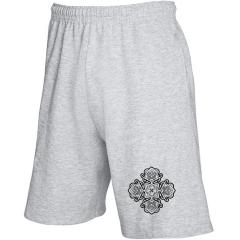 """Wikinger Ornament III"" Jogging Shorts / Sweatpants"
